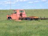 Abandoned vehicle 9371