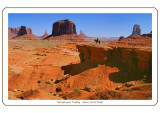USA - Arizona - Monument Valley - John Ford Point
