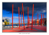 Ireland - Dublin - Grand Canal Square