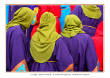 Ireland - Co.Sligo - Rathcormack - St Colmcille Pageant - Robed Participants