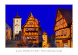 Germany - Rothenburg ob der Tauber