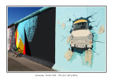 Germany - Berlin - The East Side Gallery
