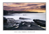Ireland - Co.Sligo - Mullaghmore - A stormy day below Classiebawn Castle