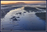 Ireland - Co.Sligo - Knocknarea from Lissadell Beach