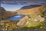 Ireland - Co.Kerry - Killarney - Gap of Dunloe - Turnpike Rock and Black Lough.