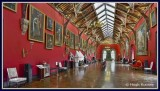 Ireland - Kilkenny Castle - The Long Gallery.