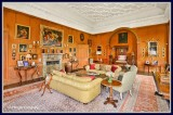 Ireland - Co.Monaghan - Glaslough - Castle Leslie - Drawing Room.