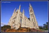 Ireland - Monaghan Town - St Macartans Cathedral.