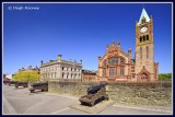 Ireland - Co.Derry - Derry - Guild Hall.
