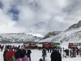 Athabaska Glacier Columbia Ice Fields