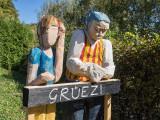 Gruezi  (Hello)