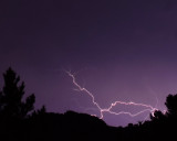 Infrequent (for us) Lightning Storm