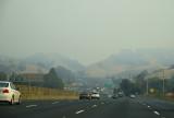 Smoky Air On Highway 101 North
