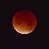Blue Super Moon Lunar Eclipse