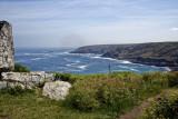 Zennor Head eastwards to Mussel Point