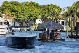 Cruisin' Tiki Boat