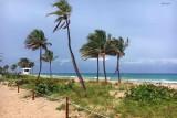 Pre-storm beach