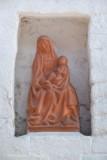 Westmeers 47 - zittende Maria met Kind