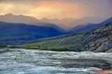 Storm over Absaroka Beartooth Wilderness