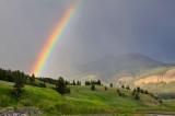 Lamar Valley Rainbow