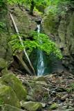 Az Ilona-völgyi vízesés  -  The Ilona Valley Waterfall