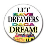 Let Dreamers Dream Button