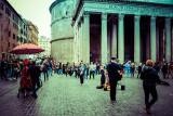 Pantheon et Piazza della Rotonda