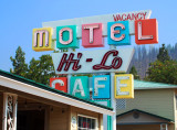 U. S. Motels, East to West