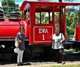 75th B'day event - Train Ride