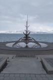 'Sun Voyager' in Reykjavik