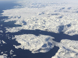 Leaving Greenland