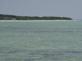 Beach on Taketomi Island