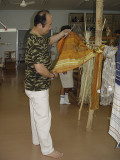 Yaeyama textile, Iriomote Island