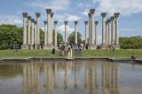 US Capitol Columns