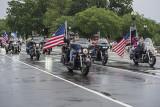 Happy to parade