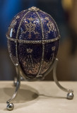 'Twelve Monograms Easter Egg,' by Fabergé