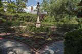 Here lies Marjorie Merriweather Post