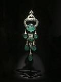 'Spectacular' exhibit, 17th century Mughal emeralds