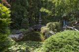 One last view: Japanese garden