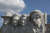 Sort of a Hollywood Mount Rushmore