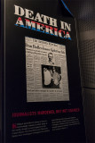 A few Newseum exhibits