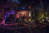 The Halloween House and Capitol Hill Spookiness