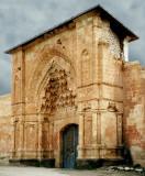 Gate, İshak Paşa Sarayı