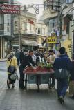 Trabzon fruit vendor