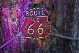 U.S. Route 66, in eight states