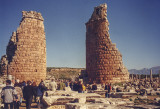 Perge: gates of the city