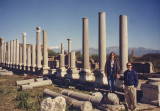 Perge ruins and us