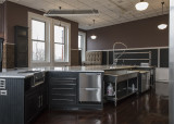 Penthouse, kitchen
