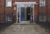 Pierce School Lofts entry