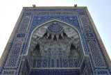 Tilework, Gur-e-Amir gate